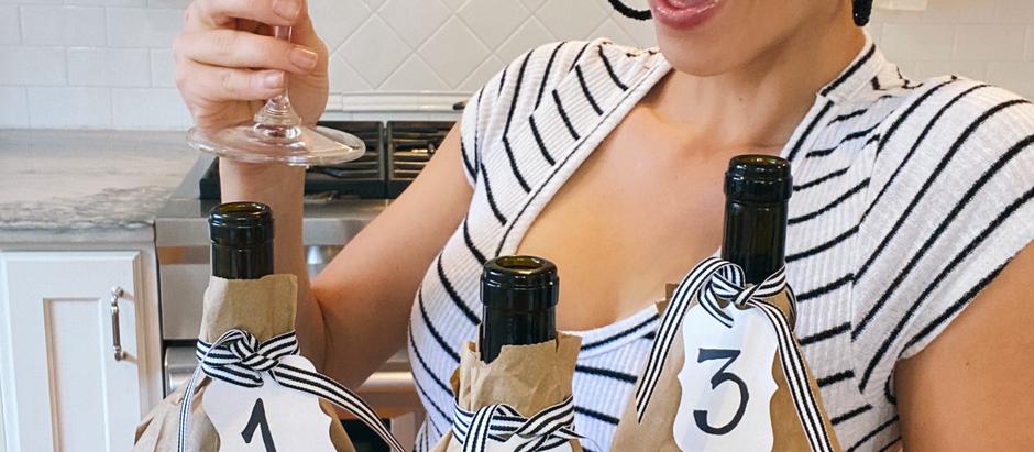 How to Blind Wine Taste