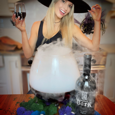 Spooky Witches Brew Sangria