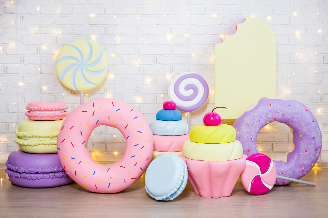 Комплект сладостей