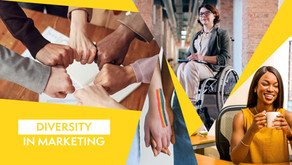 Diversity in Marketing?