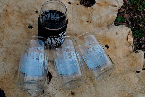 AKW Pint Glass