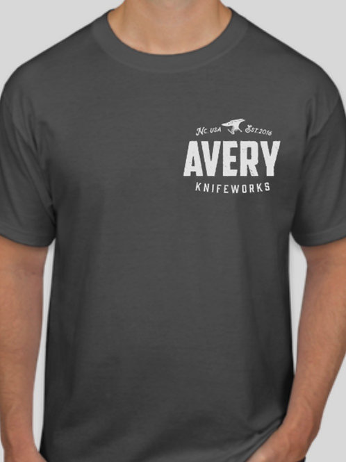 AKW NEW Company Grey Tee
