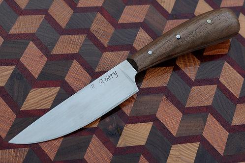 Paring Knife - Black Walnut