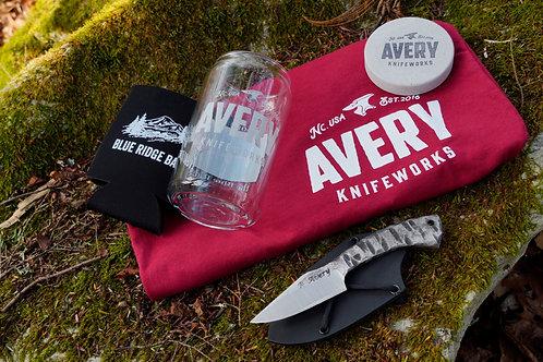 AKW Merch Kit - Pack Knife