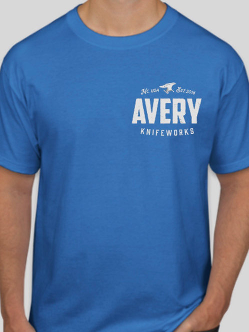 AKW NEW Company Blue Tee