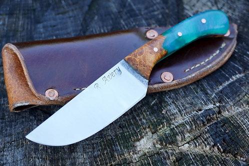 Blue Resin Hunter