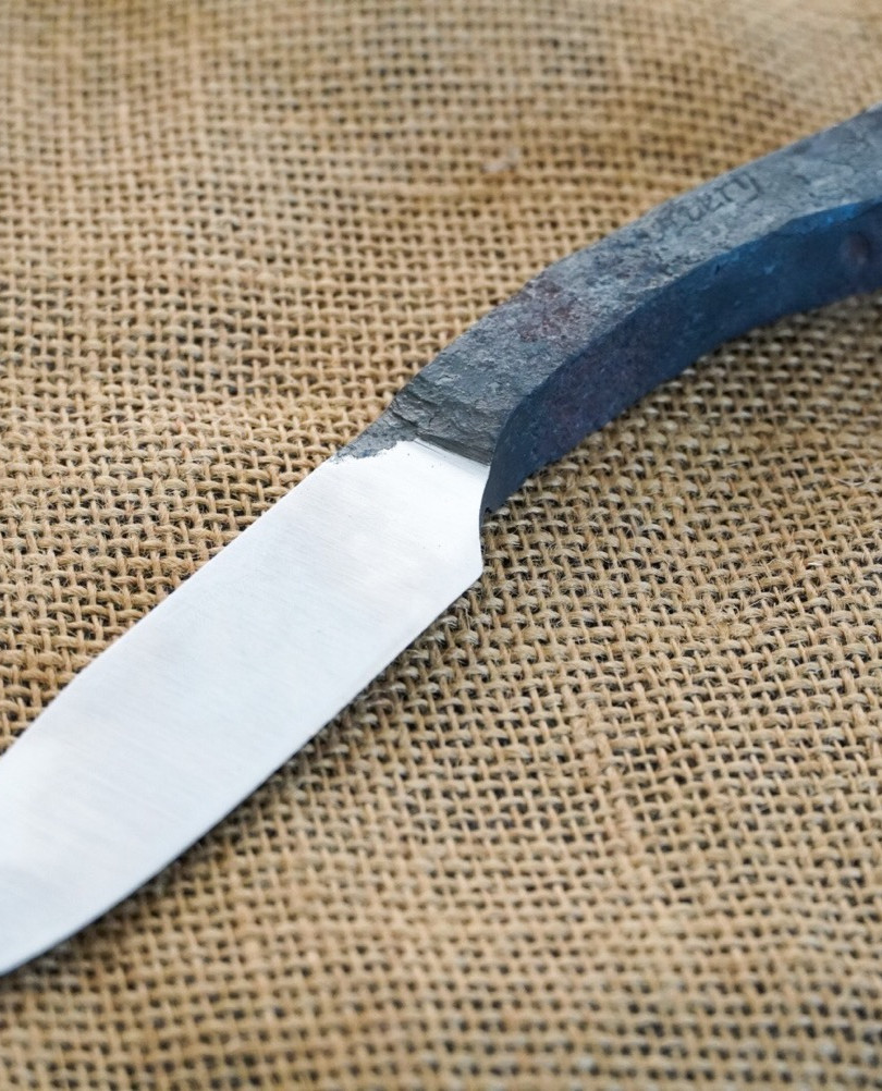 Long RR Spike Knife
