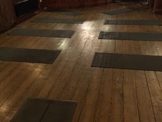 Yoga in The York x