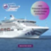 - 2021 - Princess Cruises World Cruise (