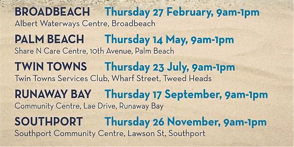 Broad Beach: Seniors Health & Lifestyle Expo