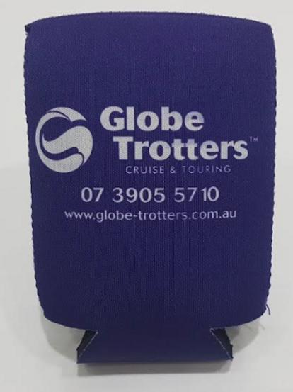 Globe Trottter Stubby Cooler