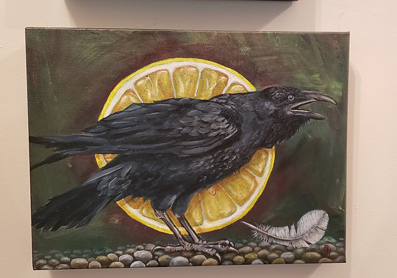 Crow with a Twist