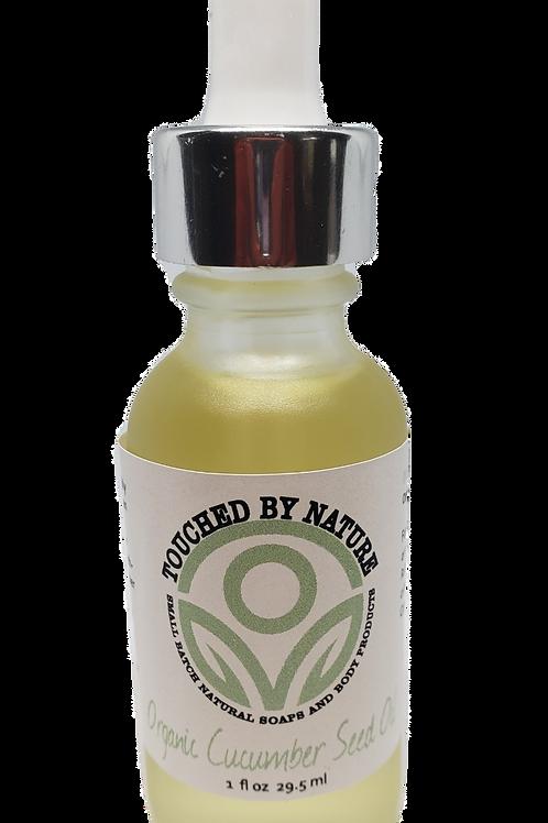 Organic Cucumber Seed Oil