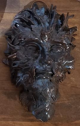 Mask - leaf