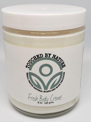 Body Creme - Fresh