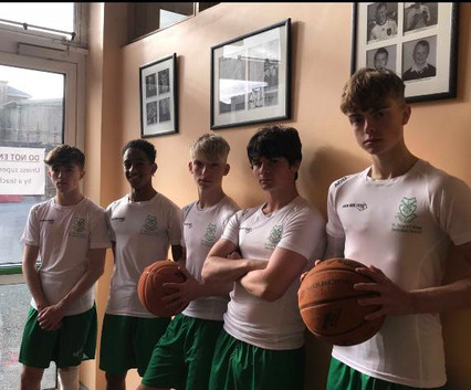 ST PETER'S BASKETBALL CLUB