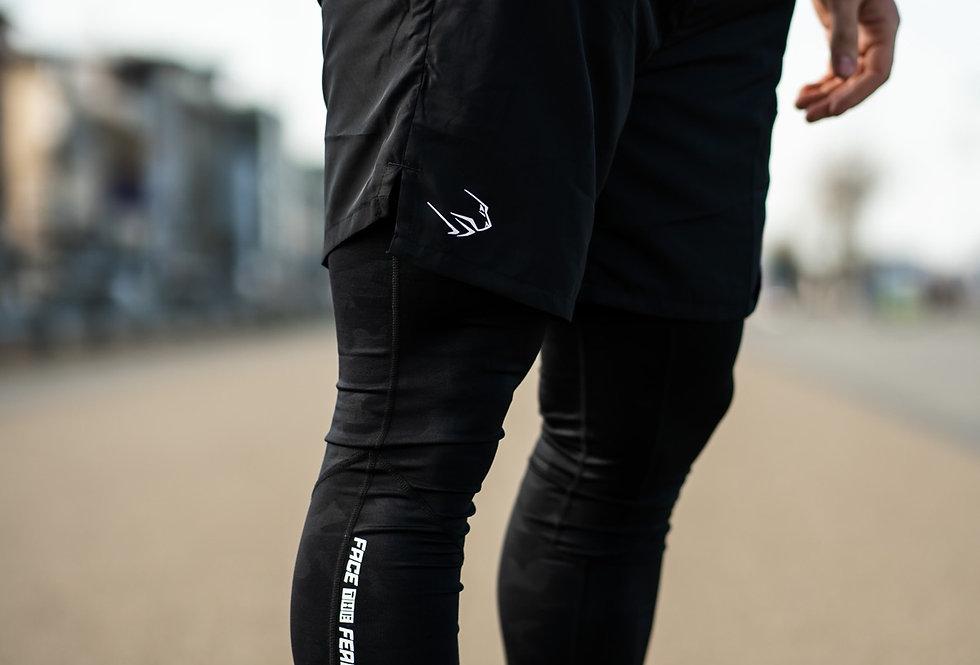 Men's Running Shorts - Black