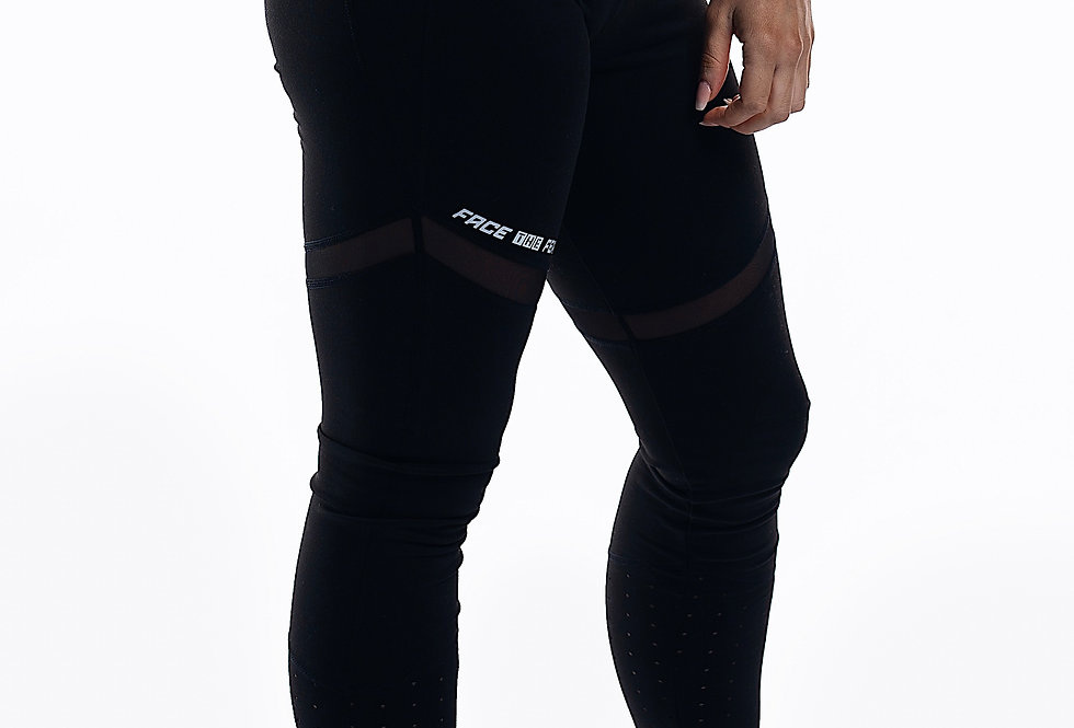 Women's Tech Leggings - Black