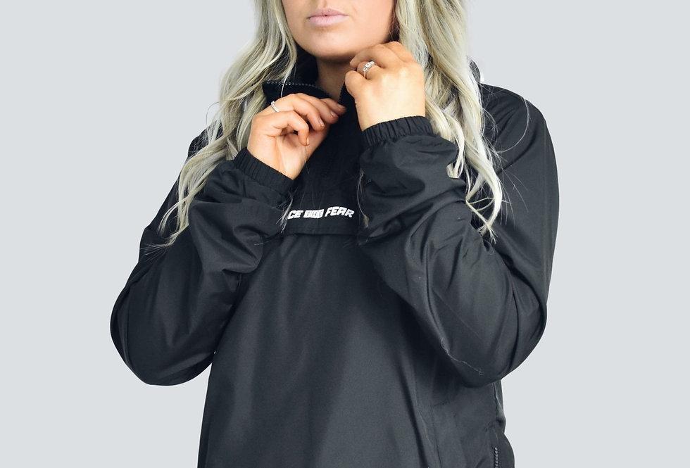 Women's Ultimate 1/2 Zip Jacket - Black