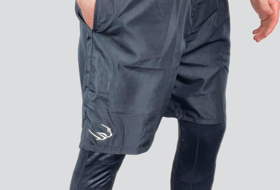 Men's Running Shorts - Black