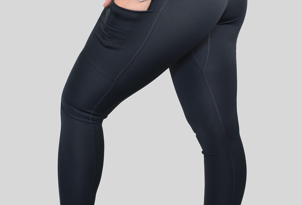 Women's Core Leggings - Charcoal