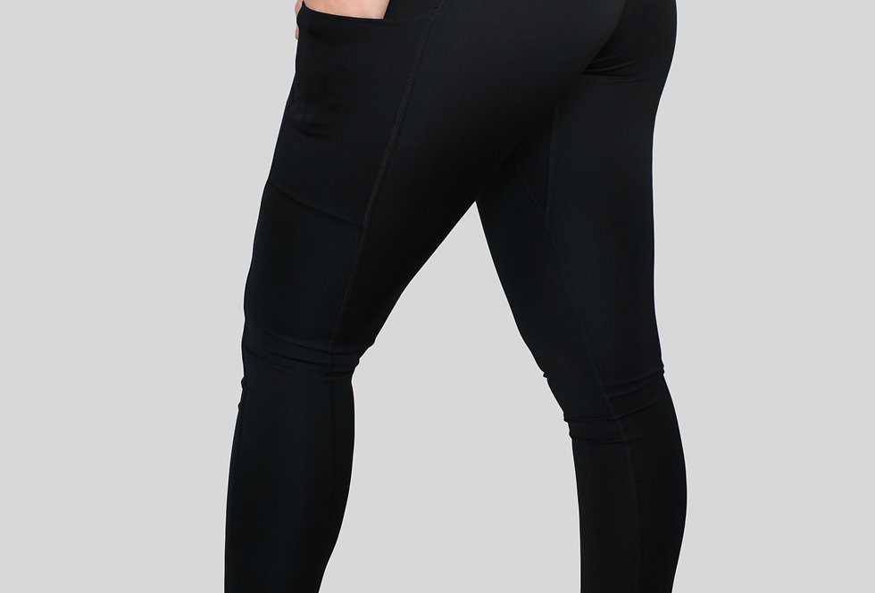Women's Core Leggings - Black