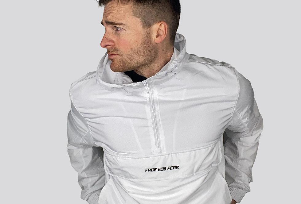 Men's Ultimate 1/2 Zip Jacket - White