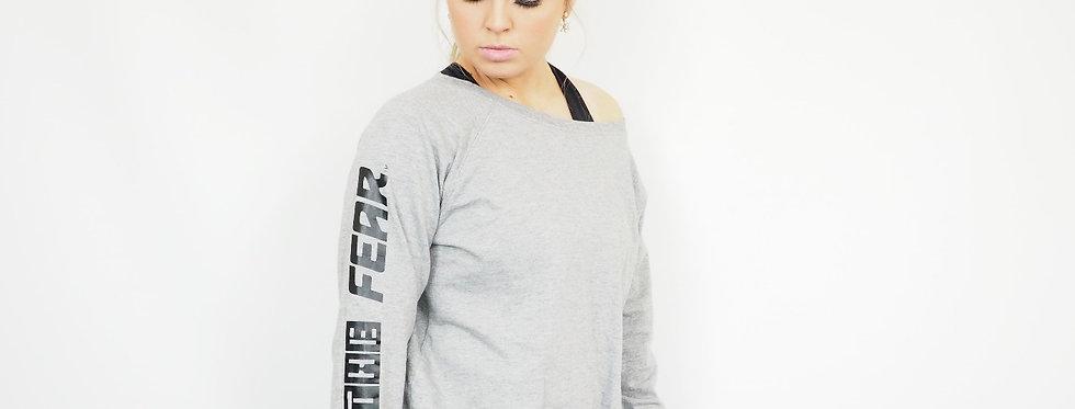Women's Slounge Sweatshirt - Grey