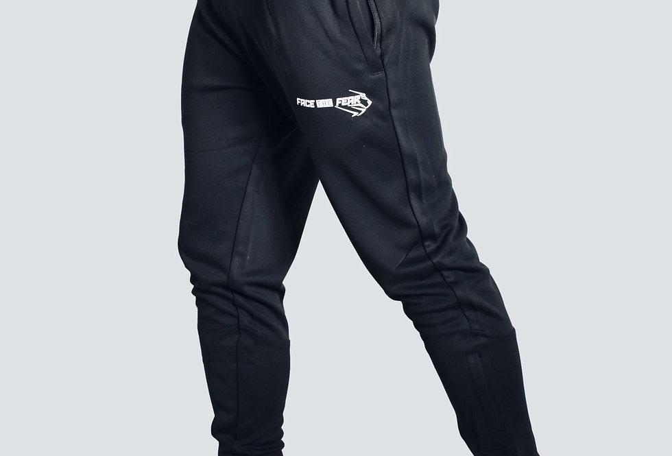 Men's Athletic Joggers - Black