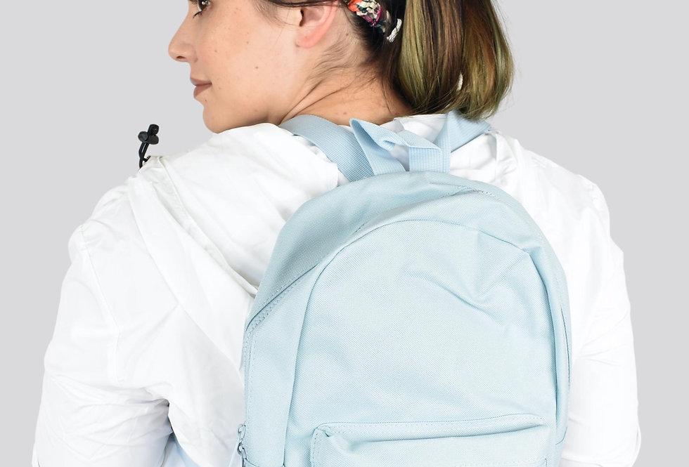 Fashion Backpack - Powder Blue
