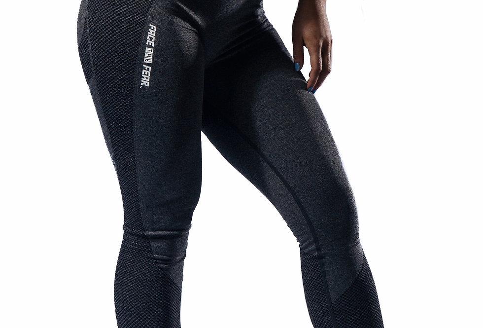Women's Multi-Sport Sculpt Leggings - Black