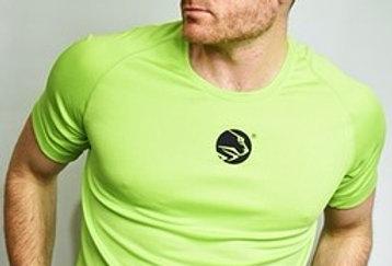 Men's Lion Heart T-Shirt - Lightening Green