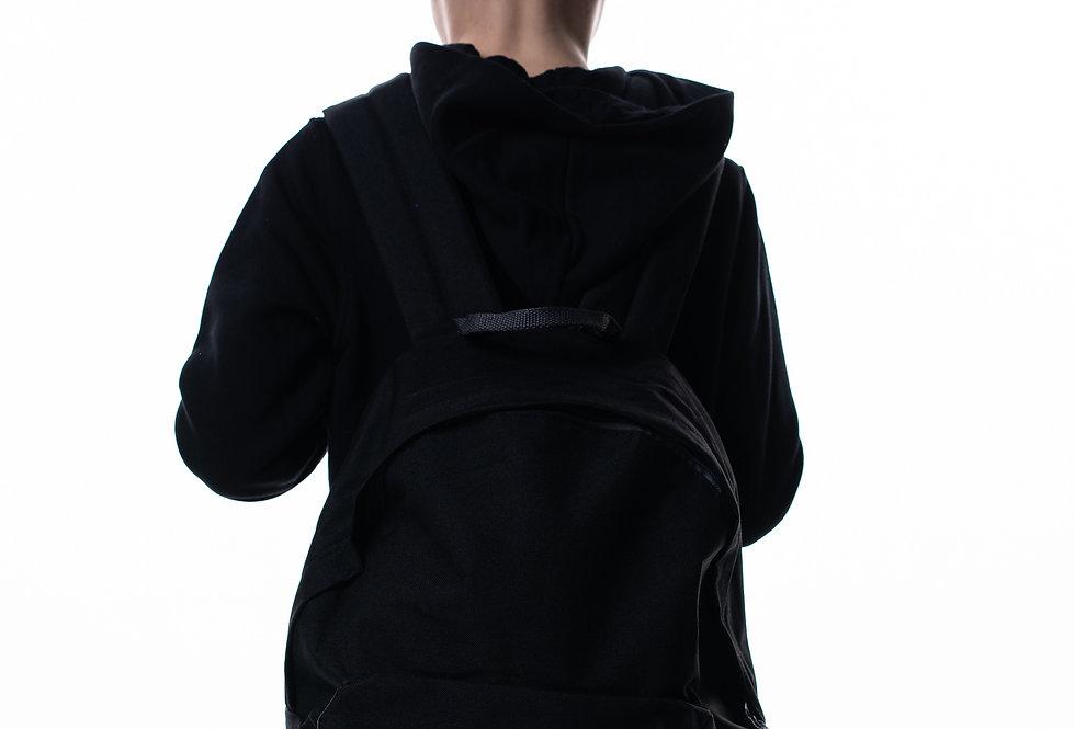 Fashion Backpack - Black