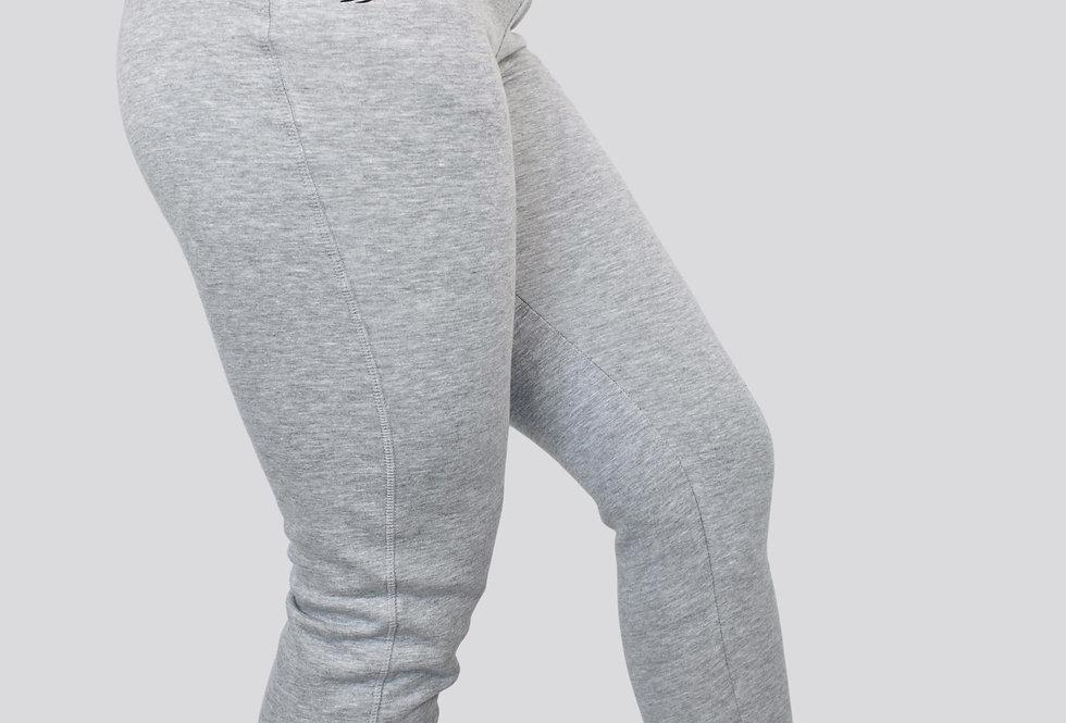 Women's Slim Joggers - Heather Grey