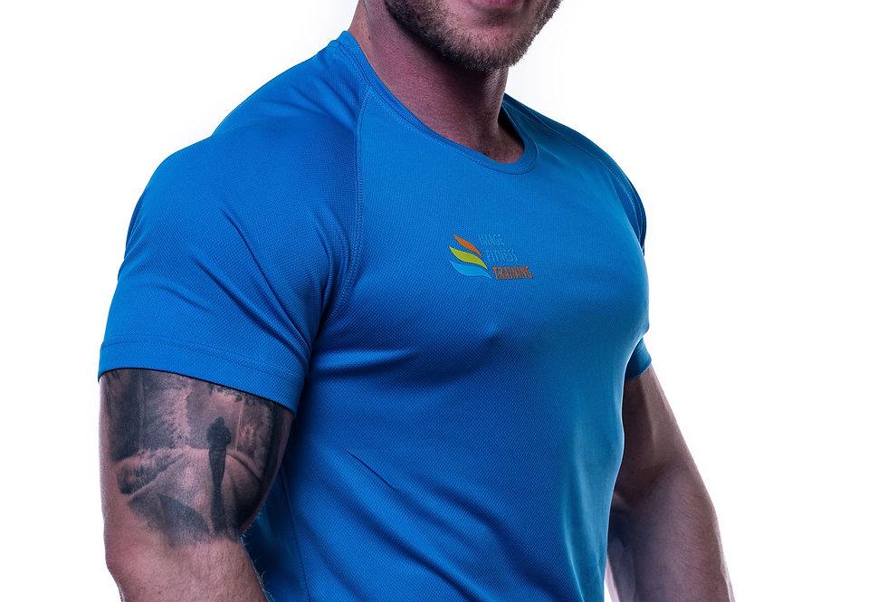 IF Men's Performance T-Shirt - Sapphire