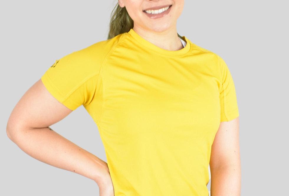 Women's Performance T - Sun Yellow