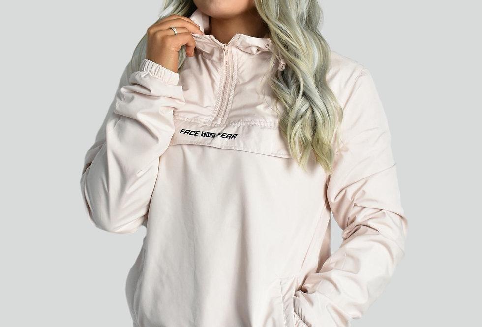 Women's Ultimate 1/2 Zip Jacket - Blush