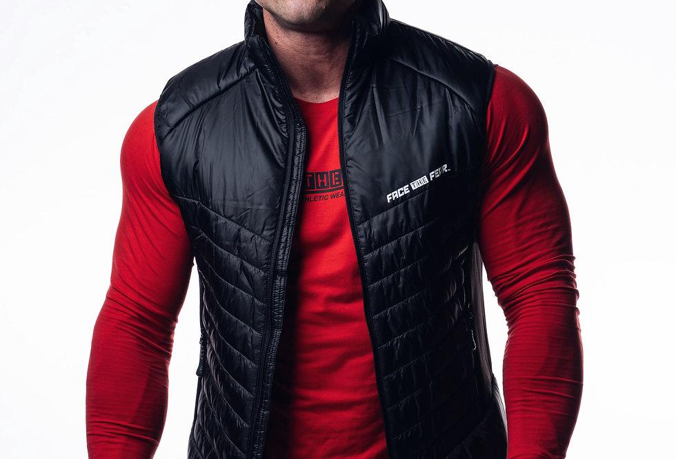 Men's Body Warmer - Black