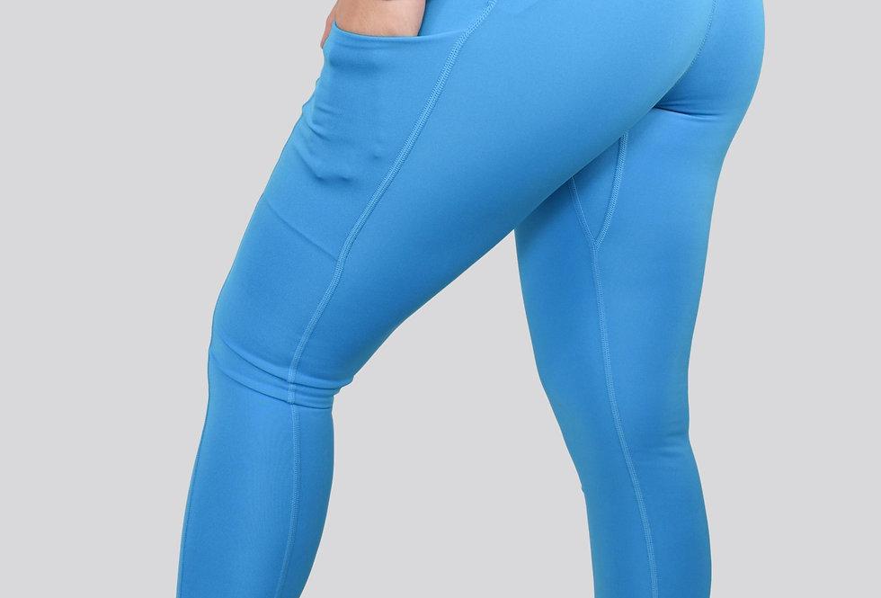 Women's Core Leggings - Turquoise