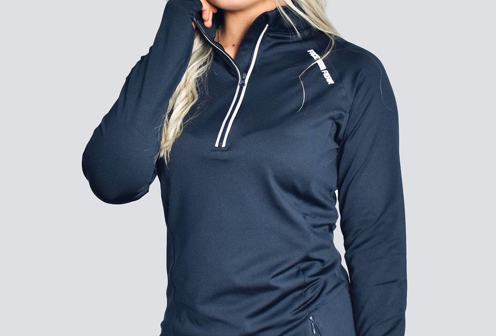 Women's Ultimate Flex 1/2 Zip - Navy