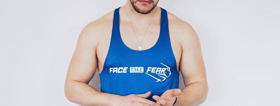 Men's Muscle Vest - Royal Blue