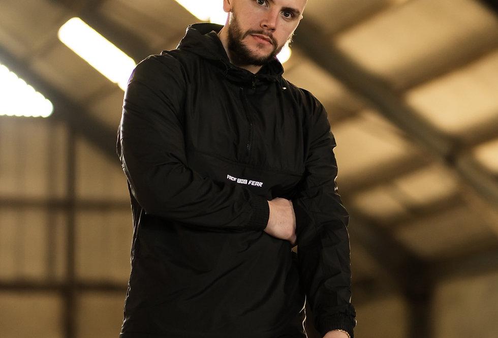 Men's Ultimate 1/2 Zip Jacket - Black