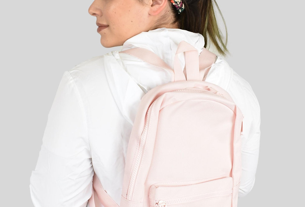 Fashion Backpack - Powder Pink