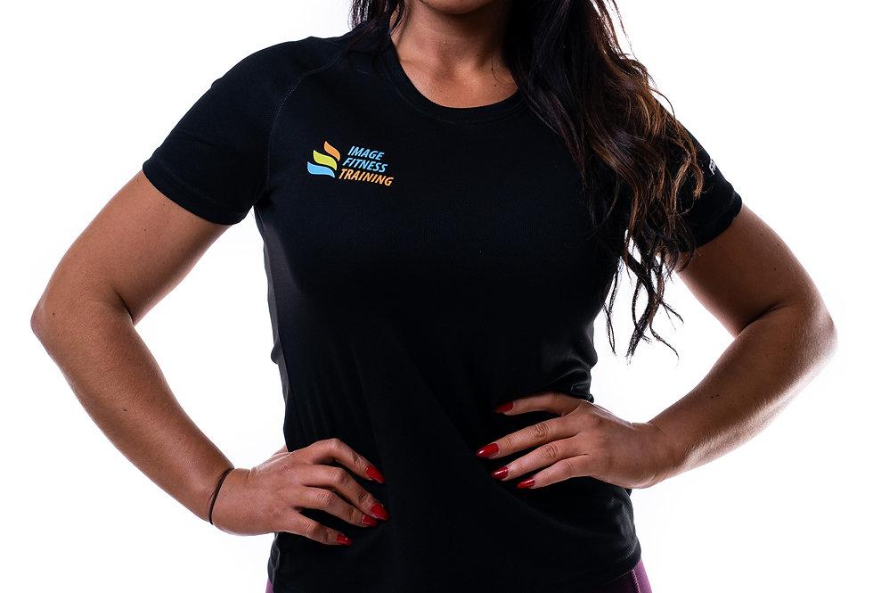 IF Women's Performance T-Shirt - Black