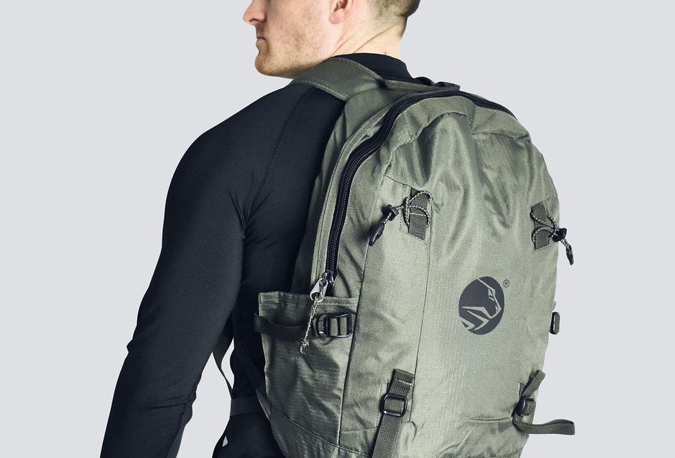 Explorer Backpack - Olive Green