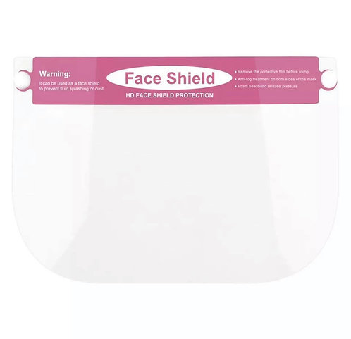 Youth Transparent Face Shield