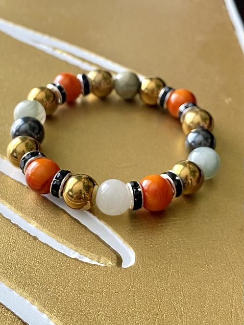 Multi-Color Precious Stones