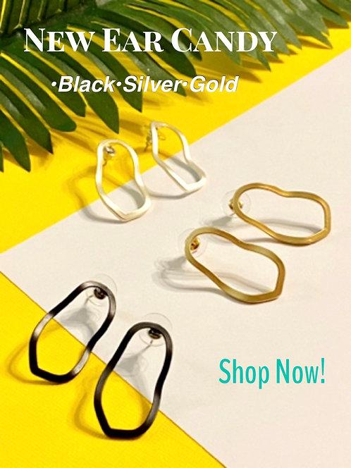 Bria Geo Earrings