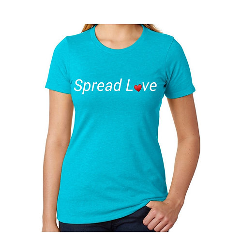 Spread Love  Crew Neck
