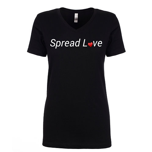 Spread Love V-Neck